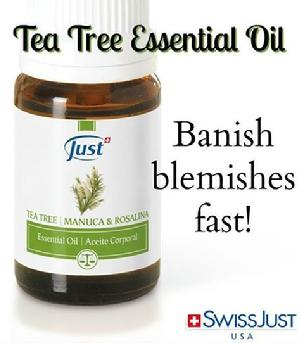 SwissJust Tea Tree Essential Oil
