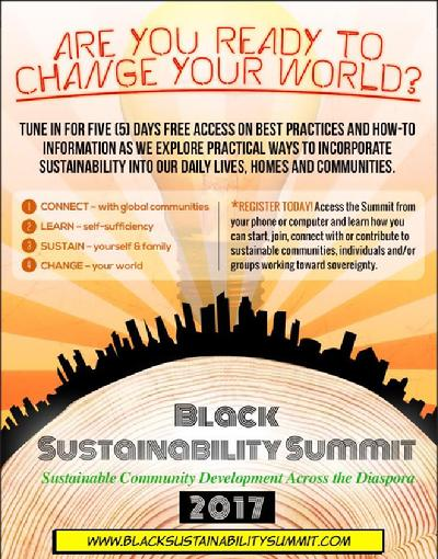 ACWB Inc Black Sustainability Summit Presenters