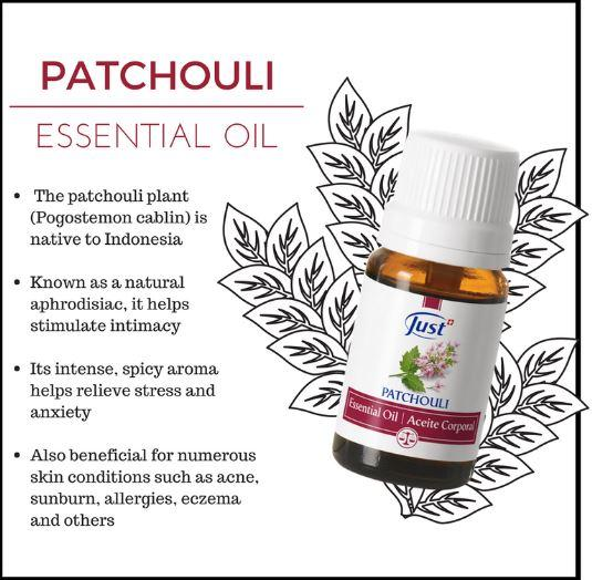 SwissJust Patchouli Cream
