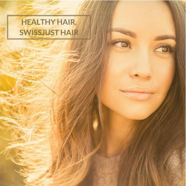 SwissJust Healthy Hair