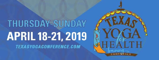 2019 Texas Yoga Conference