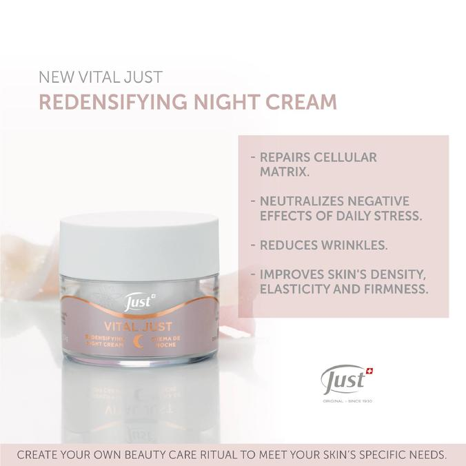 Vital Just Night Cream